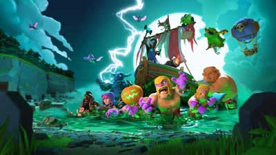 Clash of Clans на Android