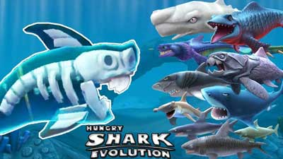 Hungry Shark Evolution на Android